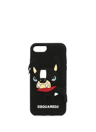 Dsquared2 Cep Telefonu Kılıfı Siyah